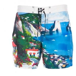Nouvelle collection La Martina de maillots de bain pour homme.